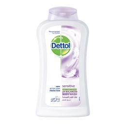 Dettol Anti-Bacterial Body Wash Sensitive 250ml