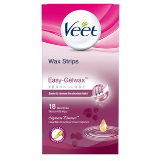 Wax Strips Easy-Gelwax Technology Suprem'Essence Legs & Body