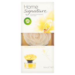 Air Wick Home Signature Flower Diffuser Vanilla Bean & White Truffle