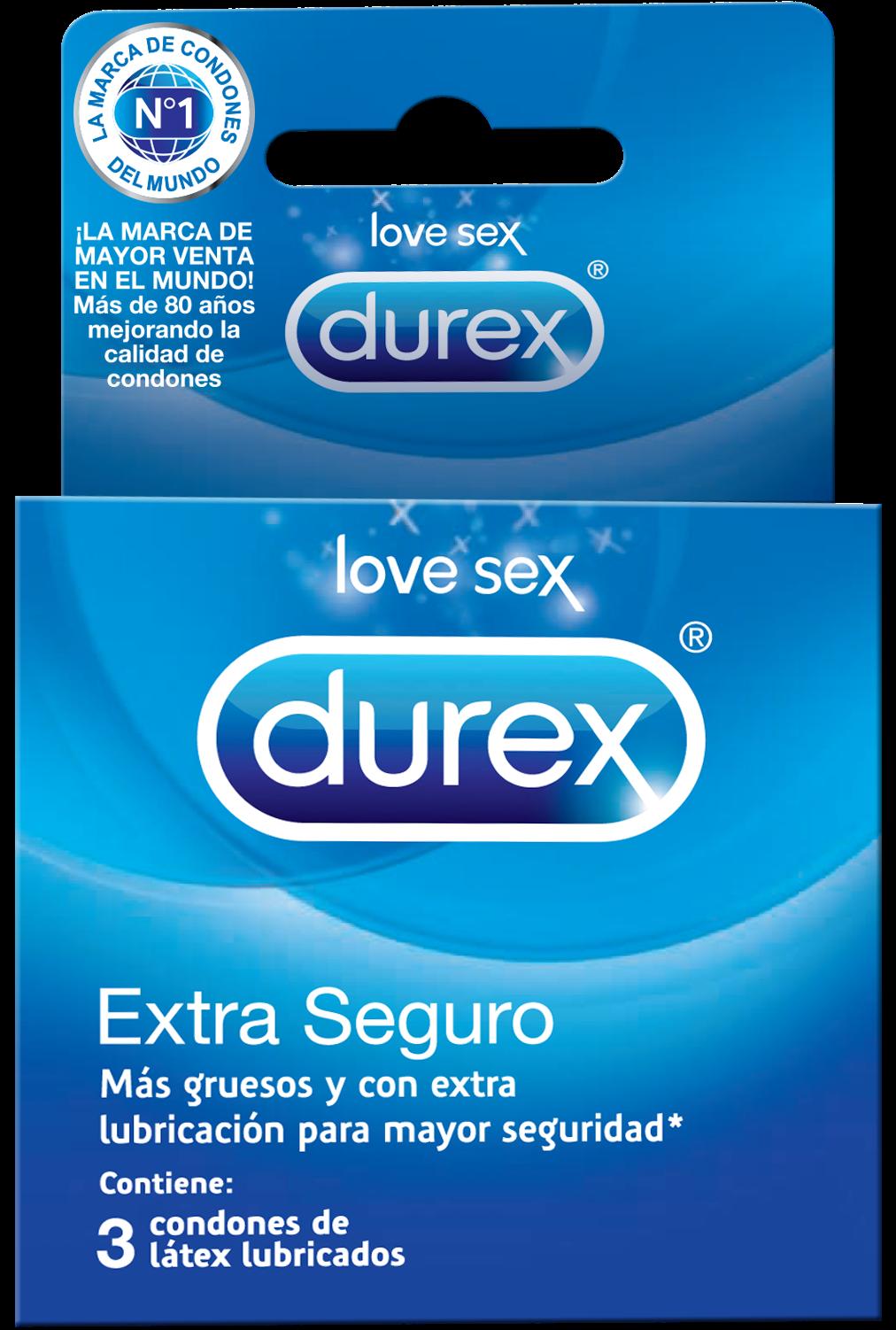 Durex® Extra Seguro