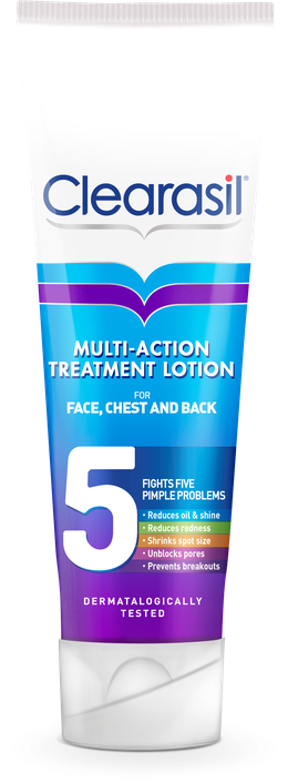 Clearasil® Multi Action 5 In 1 Lotion