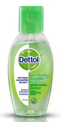 เดทตอล เจลล้างมืออนามัย