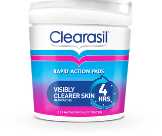 Clearasil® Rapid Action Pads