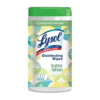 Lysol Disinfecting Wipes - Brighter Horizon