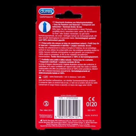 Durex Gefühlsecht, 16 Kondome