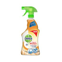 Dettol Healthy Kitchen Power Cleaner Trigger Spray Orange 500ml