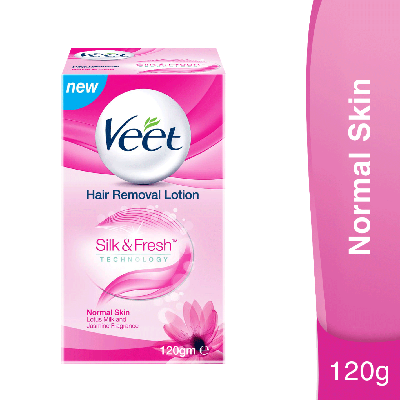 Veet Hair Removal Lotion For Normal Skin