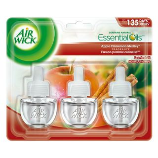 Apple Cinnamon Medley® Scented Oil 3-Pack Refill