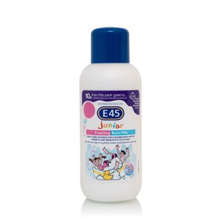 E45 Junior Foaming Bath Milk