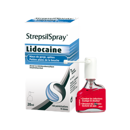 StrepsilSpray collutoire 20ml
