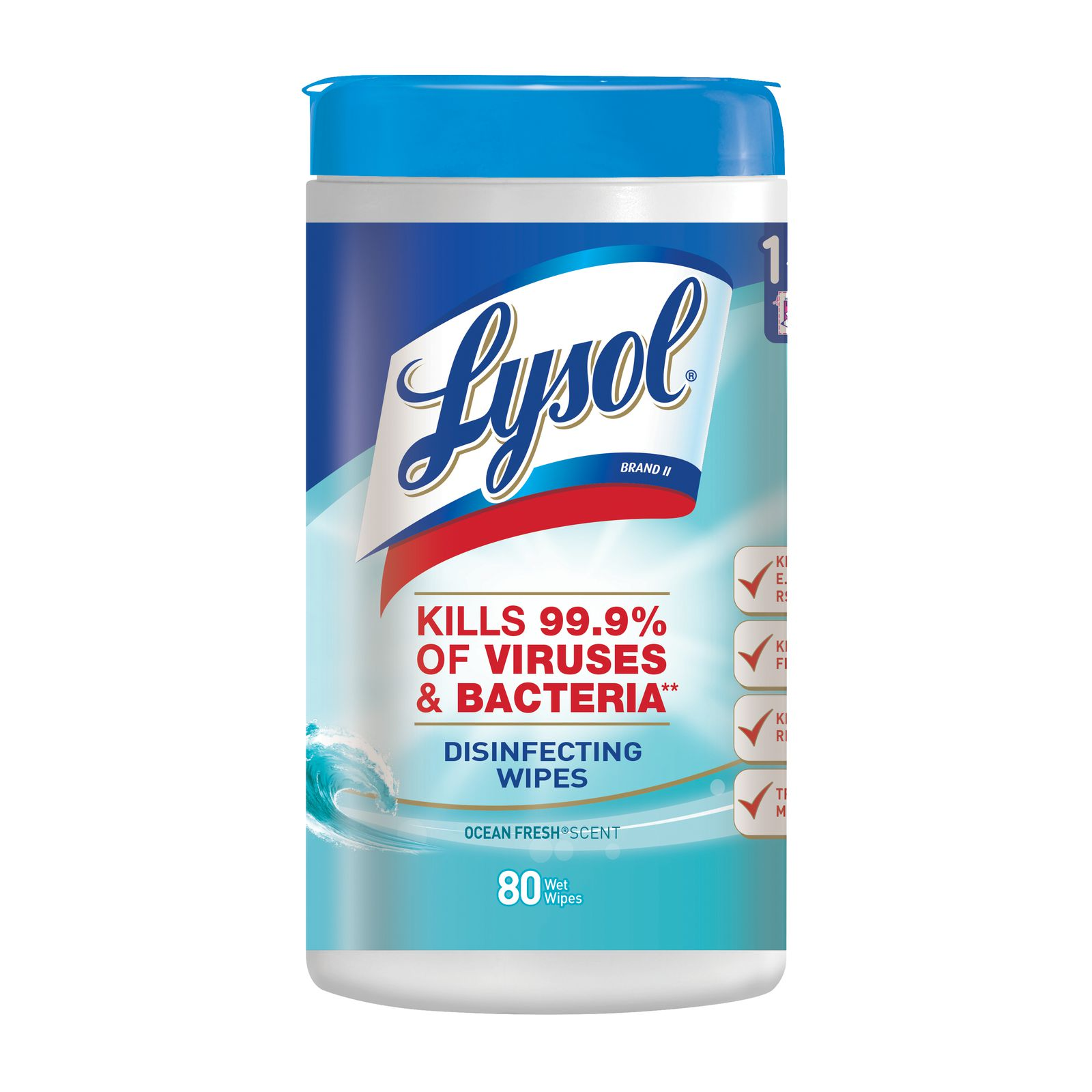 Disinfecting Wipes | Lysol®