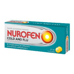 Nurofen Cold and Flu 200mg/30mg filmtabletta