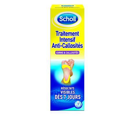 Scholl Traitement Intensif Anti-Callosités