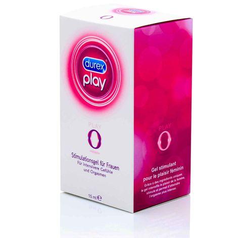 Durex Play O Stimulationsgel, 15ml