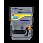 Scholl Flight Socks Black - Sizes 3-6