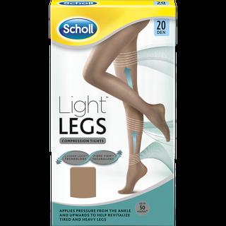 Scholl Light Legs strømpebukser 20 den