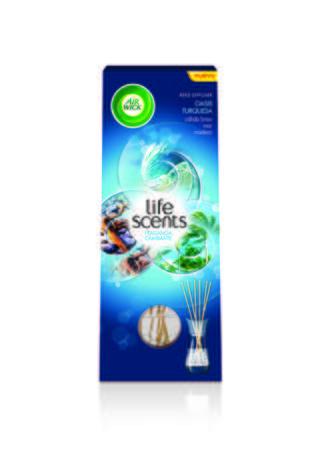 Air Wick® Varitas Perfumadas Life Scents™  - Oasis Turquesa