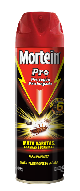Mortein Multi Inseticida Mata Baratas - 300ml