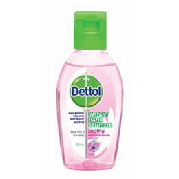 Dettol Sooth Instant Hand Sanitisers