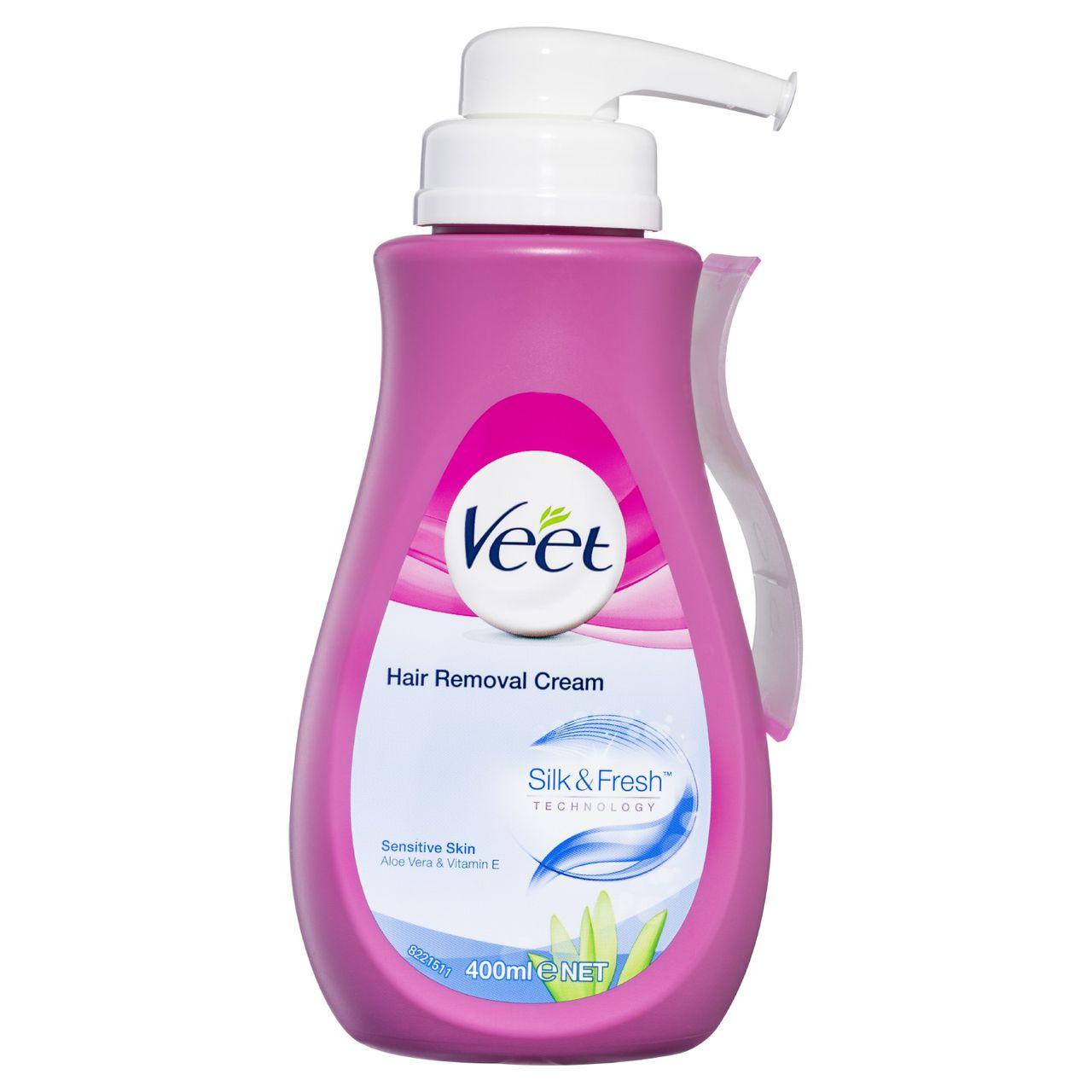 Veet Hair Removal Cream Senstive Skin Veet