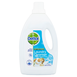 Dettol Laundry Sanitizer Cotton 1.5L