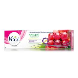 Crème Dépilatoire Veet Natural Inspirations