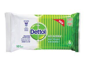 Dettol Antibacterial Wet Wipes