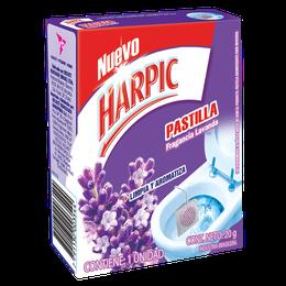 Harpic Pastilla para Inodoro Lavanda