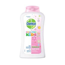 غسول الجسم ديتول الأميرة لصحة الأطفال مضاد للباكتيريا 250 مللي.