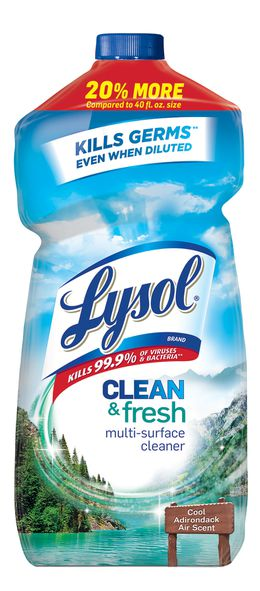Lysol® Clean & Fresh Multi-Surface Cleaner Cool Adirondack Air