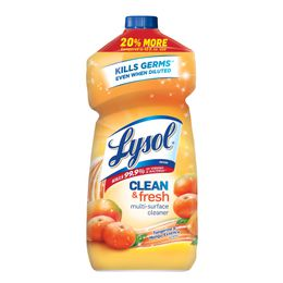 Lysol® Clean & Fresh Multi-Surface Cleaner - Clean & Fresh Tangerine Mango