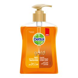 Dettol Gold Anti-Bacterial Liquid Handwash Classic Clean 200ml