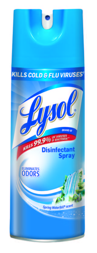 Lysol® Disinfectant Spray - Spring Waterfall®