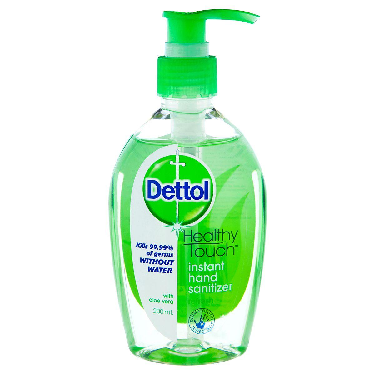 Dettol Instant Hand Sanitizer Refresh 200ml