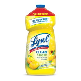 Lysol® Clean & Fresh Multi-Surface Cleaner - Clean & Fresh Lemon