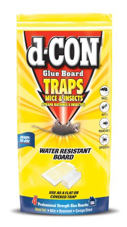 d-CON® Glue Boards