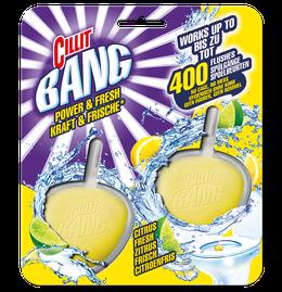 Cillit BANG Kraft&Frische Zitrus Frisch DUO