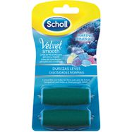 Scholl Cabezal de recambio Velvet Smooth Diamond Crystals Durezas Leves
