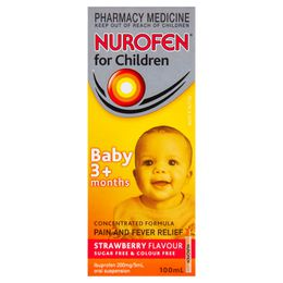 Nurofen For Children Baby 3 month