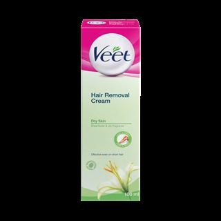 Veet® Hair Removal Cream untuk kulit kering