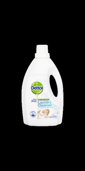 Dettol AntiBacterial Laundry Cleanser  - Cotton 1.5l
