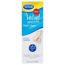Scholl Velvet Smooth Night Mask
