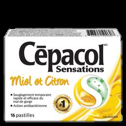 Cepacol® sensations miel et citron
