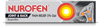 NUROFEN JOINT & BACK 5% GEL