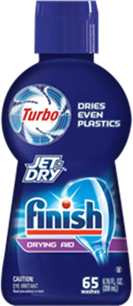 Finish Jet-Dry Turbo Dry