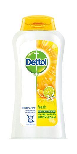 Gel Mandian Dettol Antibakteria pH-seimbang Fresh