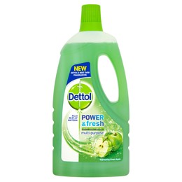 Dettol Power & Fresh Multi-Purpose Cleaner - Green Apple