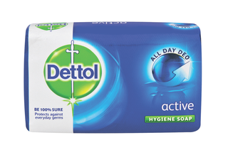 Dettol Hygiene Soap Active