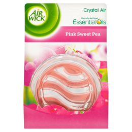 AIR WICK ESSENTIAL OIL CRYSTAL - PINK SWEET PEA