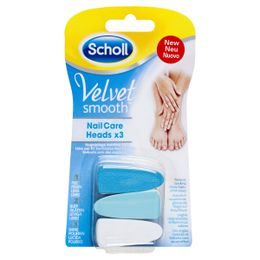 Scholl Velvet Smooth Nail Care System Refills